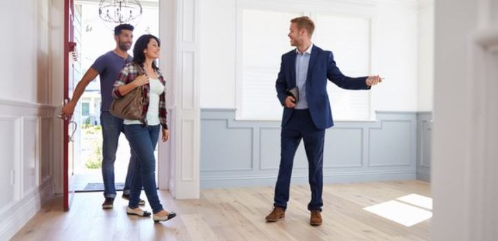 Buying a new home is finally getting easier for Millennials