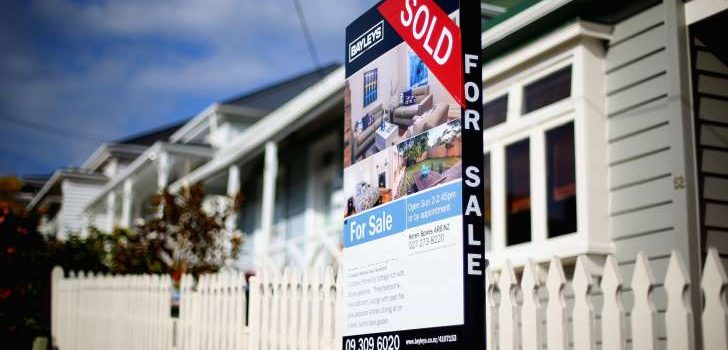 Home Prices Are On The Rise
